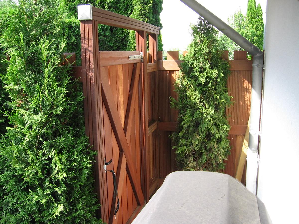 Pergole überdachung Zaun & Sichtschutz von Teichbau Moseler