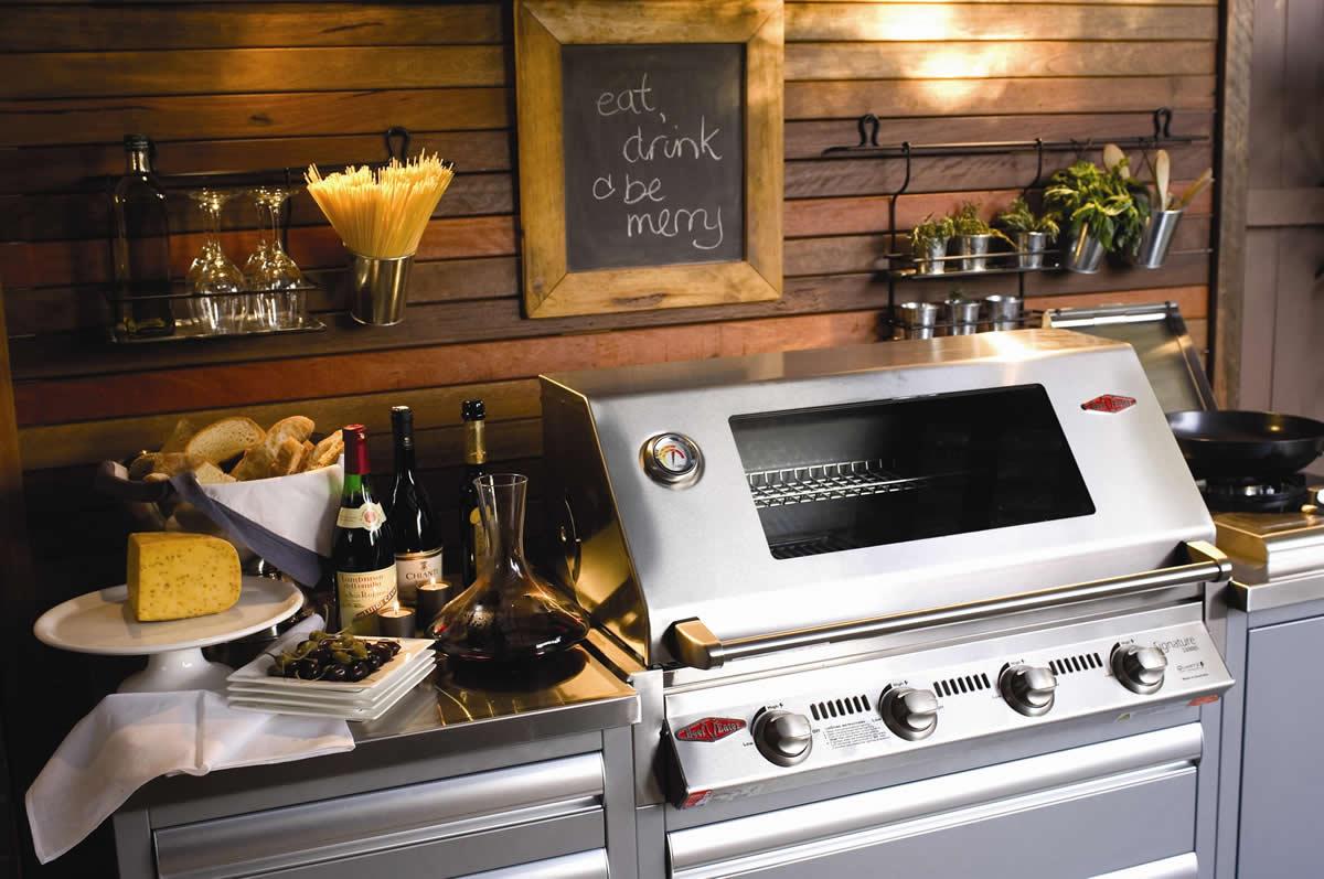 Outdoor Küchen Trend : Outdoor küche kulinarischer genuss im freien das haus