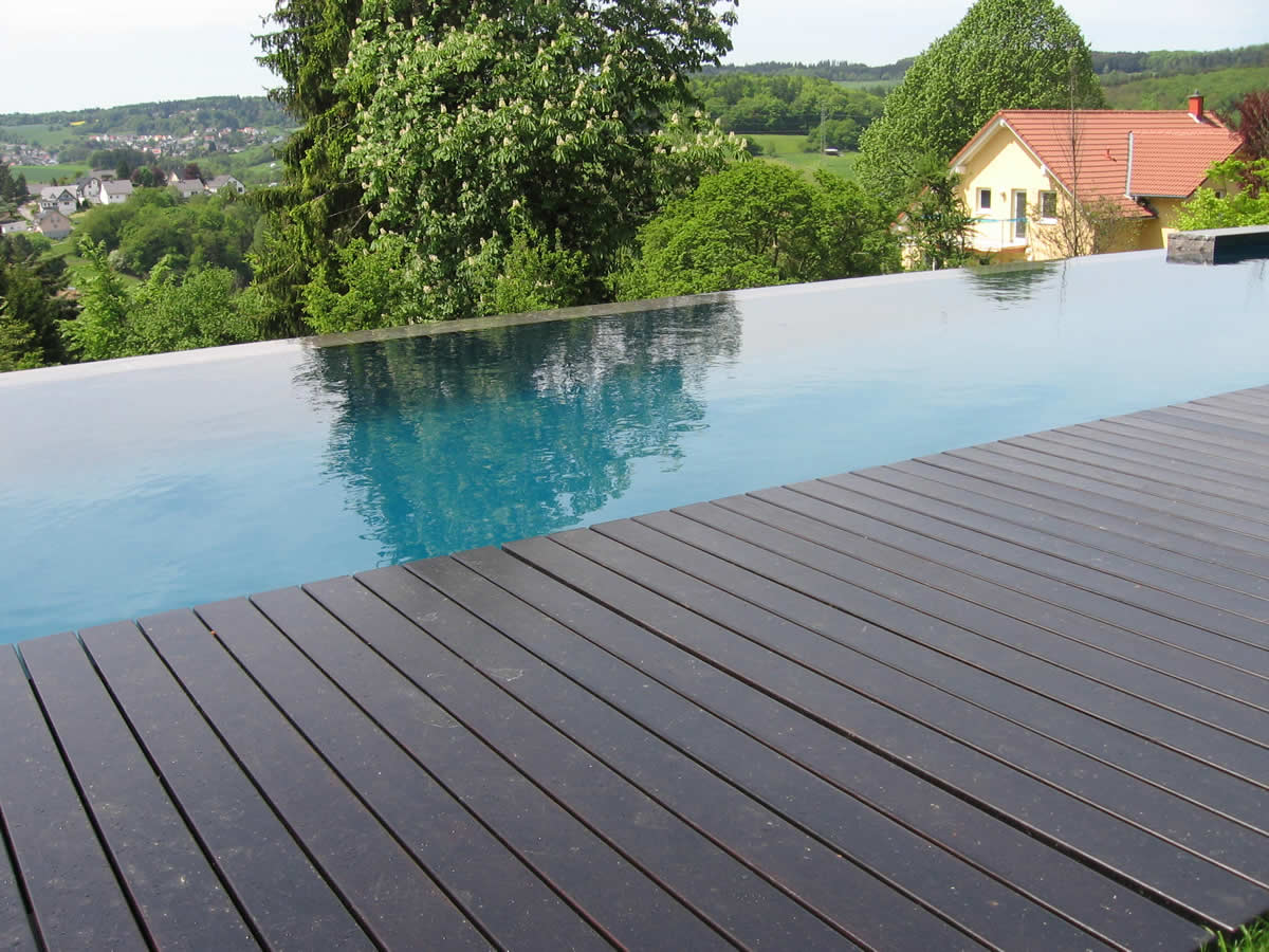 Formale Teiche - Pools - Becken