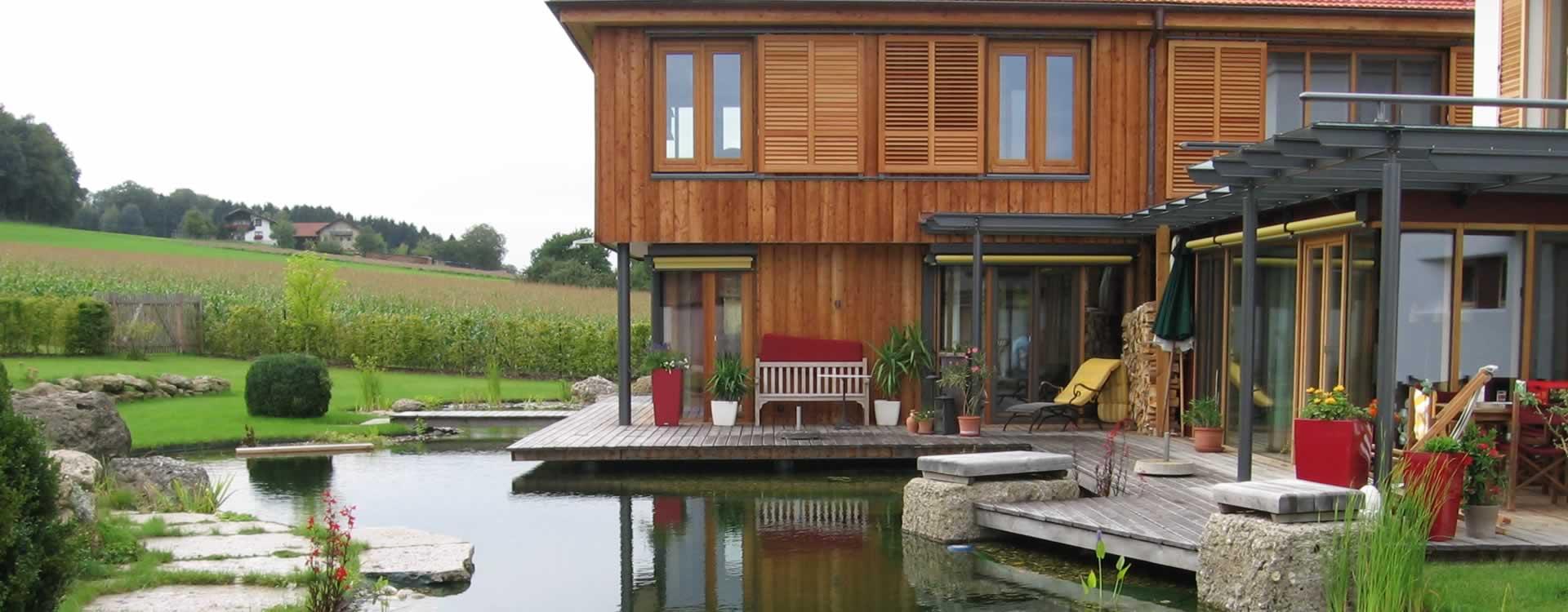 Hervorragend Teich & Gartenteich von Teichbau Moseler . Ihr Spezialist für MJ12