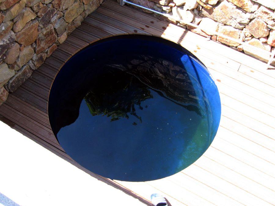 Pool swimmingpool schwimmbecken von teichbau moseler for Moderner koiteich