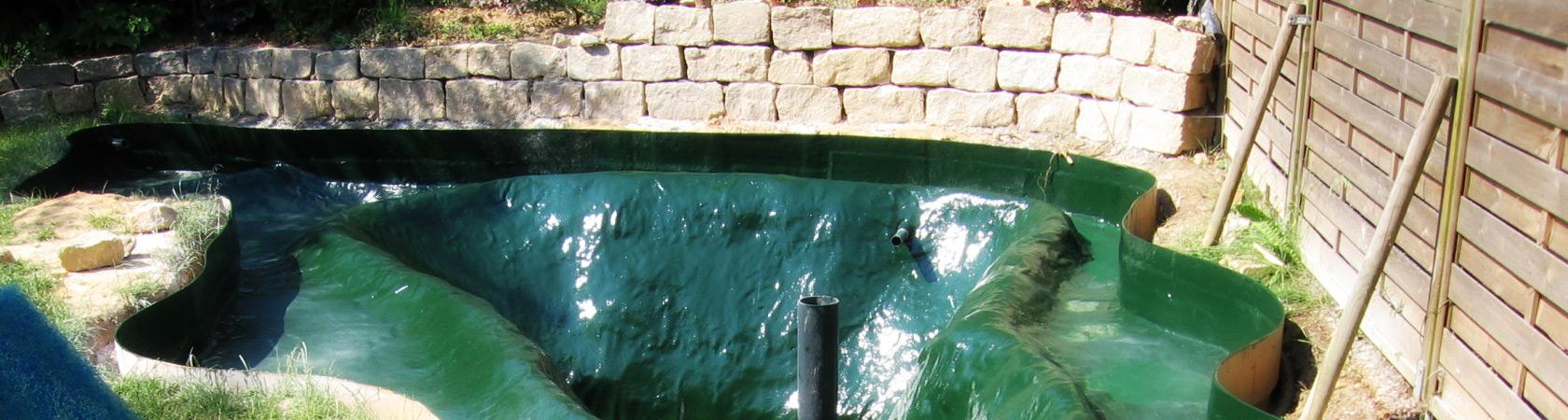 glasfaser pool selber bauen – msglocal, Terrassen deko
