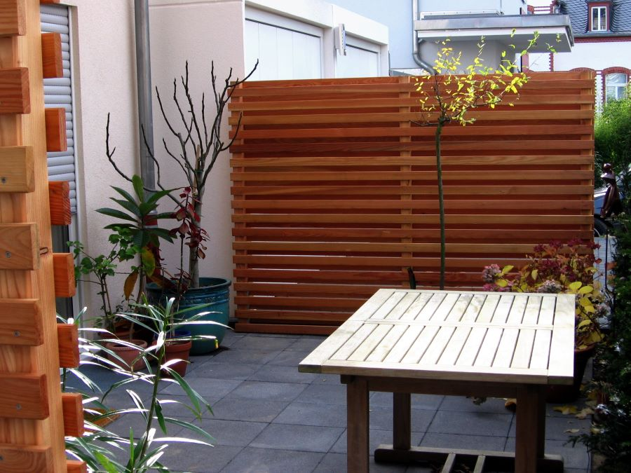 Sichtschutz Holz Kesseldruckimprägniert ~ Pergole, Überdachung, Zaun & Sichtschutz von Teichbau Moseler  Ihr